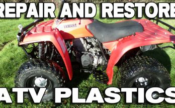How to Repair and Refinish Your ATV and Dirt Bike Plastics