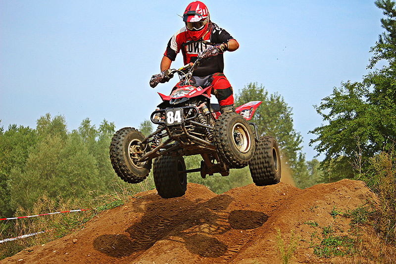 How to Drive a Manual ATV