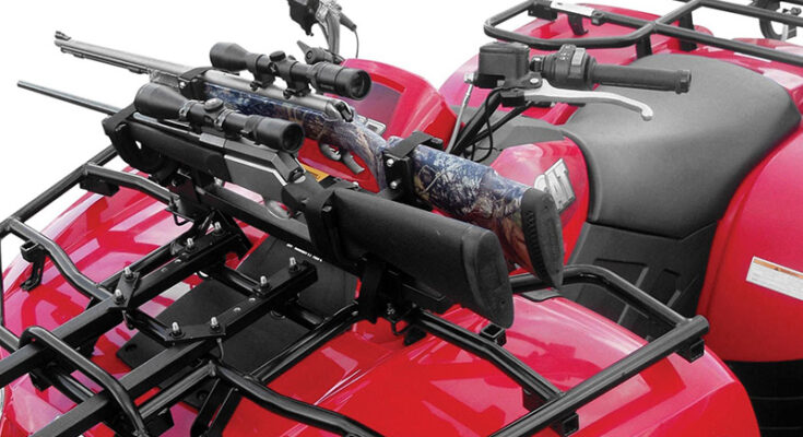 The Ultimate Guide For Buying The Best ATV Gun Racks